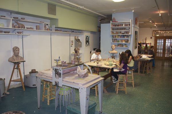 Are adult art class on long island