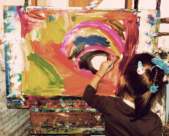 Open Art Studio for Kids at Creative Art Space for Kids, Lynbrook NY