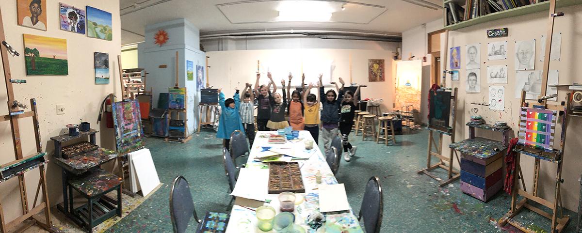 Creative Art Space for Kids - Kids Art Classes on Long Island - Lynbrook