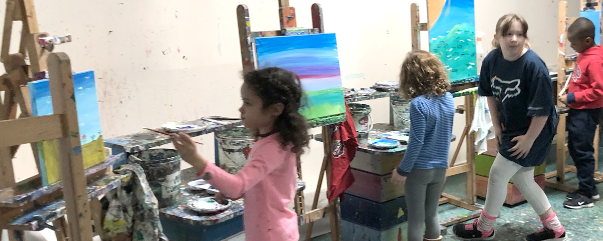 Creative Art Space for Kids - SUMMER ART CAMP on Long Island - Lynbrook