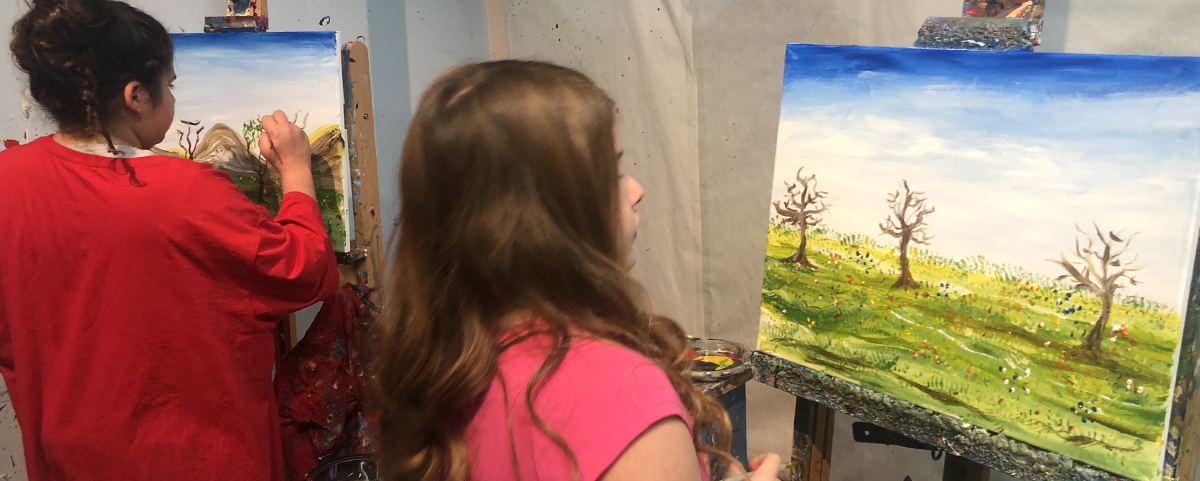 Creative Art Space for Kids - Kids Art Classes on Long Island - Lynbrook